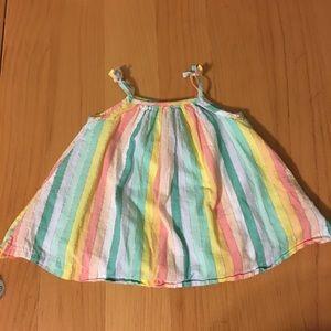 Colorful BabyGap Dress